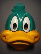 Tiny Toon Adventures Plucky Duck Halloween Mask Pvc New - $12.95
