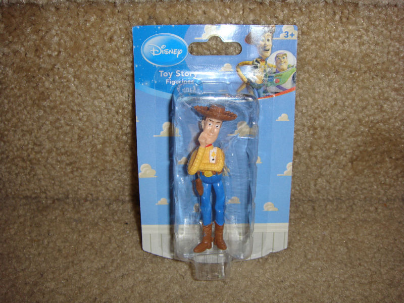 TOY STORY FIGURES SINGLES SHERIFF WOODY