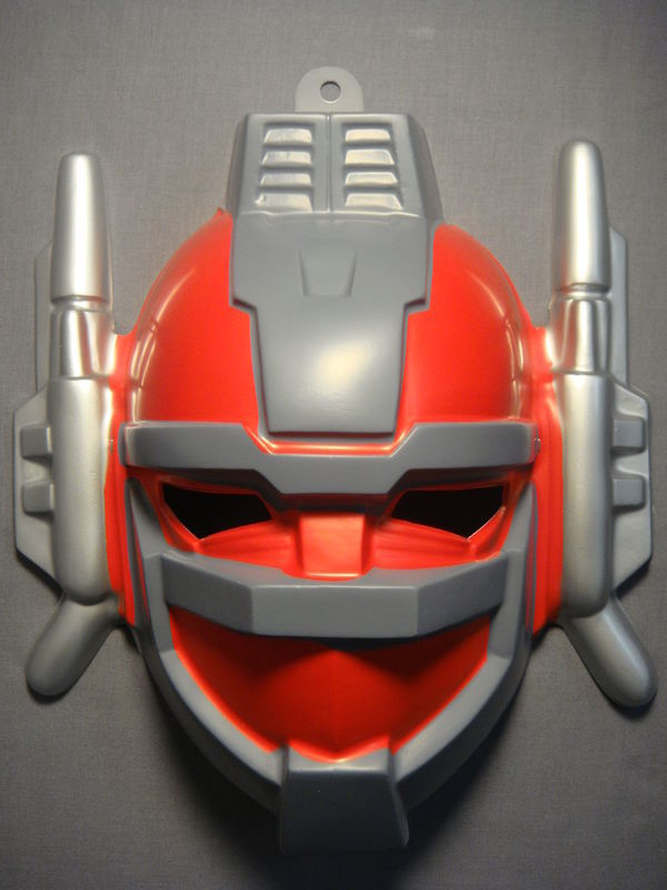 TRANSFORMERS OPTIMUS PRIME HALLOWEEN MASK PVC NEW