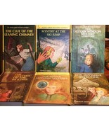 Nancy Drew Lot of 6 Matte 26, 29, 34, 43, 45, 46 - $14.99