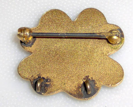 WWII Amvets Auxiliary Volunteer Hospital Service Pin