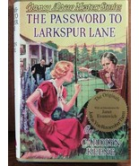 Nancy Drew Applewood The Password to Larkspur L... - $55.99