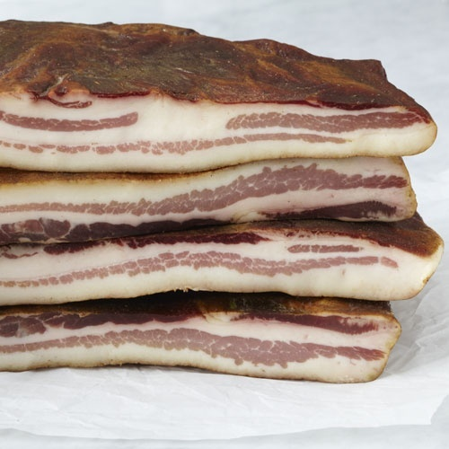 Tamworth Cured Bacon