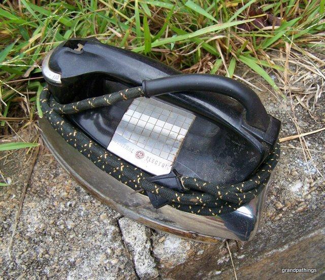 Silex electric iron 005
