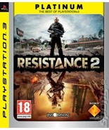 Resistance 2 PS3 game - $23.50