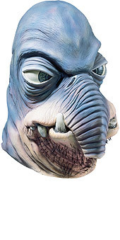 WATTO STAR WARS EPISODE 1 LATEX HALLOWEEN MASK ADULT