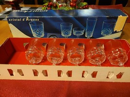 Cristal D'arques Diamond Drinkware - $18.00
