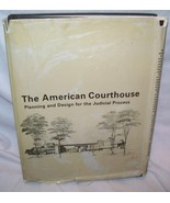 American Courthouse Planning Design Architectur... - $18.99