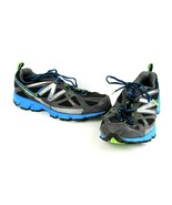 New Balance 610 v3 Size 8.5 (4E)) EU 42 Men's Trail Shoes Black Blue MT6... - $41.11