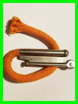 Antique World War II Wind King Flameless Trench Rope Lighter ~ In Workin... - $43.64