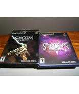 Star Ocean Til the End of Time PS2 game Playstation 2 - $15.00