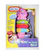 Little Tikes Zoo Stacks Pink Lion - $25.00