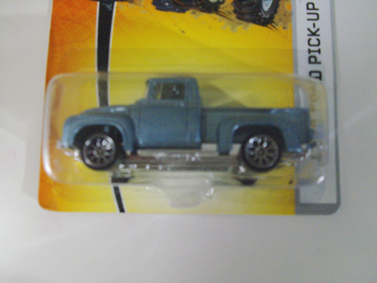 Matchbox Ready for Action MBX Metal 1956 Ford Pick-Up truck - New