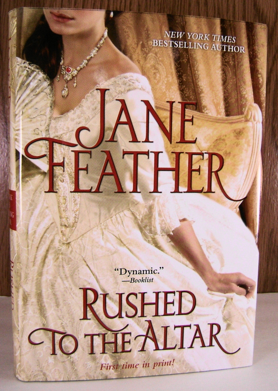 Rushed To The Alter   Blackwater Bride Series Jane Feather