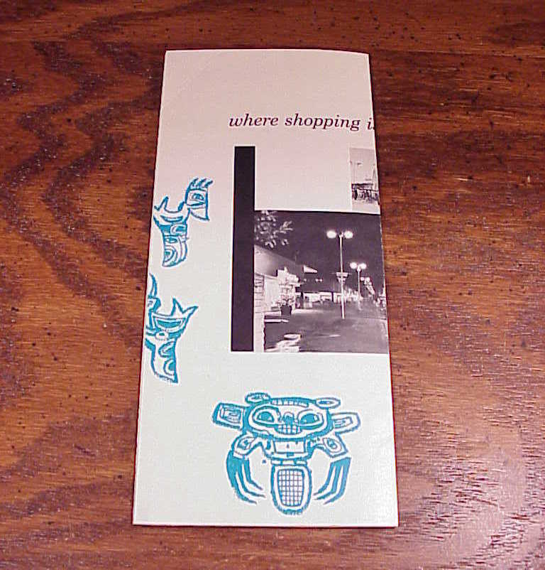 Old Northgate Shopping Center, Seattle, Washington Brochure