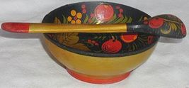 Bowl with spoon 3 thumb200