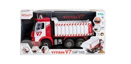 Yoowon Toys Titan Dump Truck Car Vehicle Sound Lights Heavy Equipment Play Toy image 5