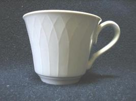 Homer Laughlin China Demitasse Cup Gothic NEW  - $5.00