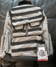 Eastsport Spacious Deluxe Cargo Backpack, Gray - $29.69