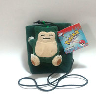 "Pokemon OOP ""Snorlax"" Plush & Pouch Clip * NEW!  * Anime - $4.88"
