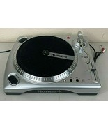 Numark TT1610 Belt Drive DJ Manual Turntable Silver 33rpm + 45rpm TESTED  - $133.33