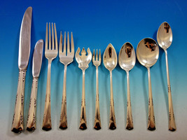 Greenbrier by Gorham Sterling Silver Flatware Set for 12 Service 120 pieces - $4,995.00