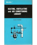 Audel Heating, Ventilating and Air Conditioning Library, Vol - $6.99