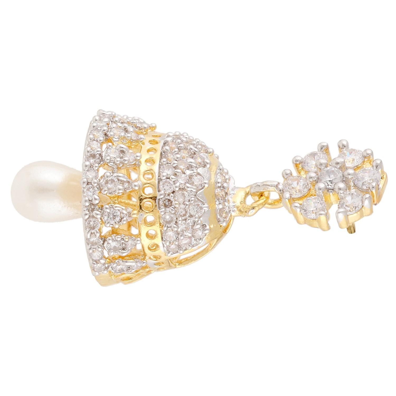 Efulgenz Designer Jhumki Earring for women