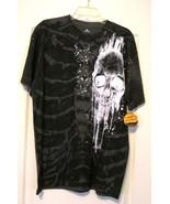 Skull Skeleton Rib Cage Melting NWT Lg Unisex C... - $24.99