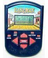 Hangman Handheld Electronic Game - $10.00