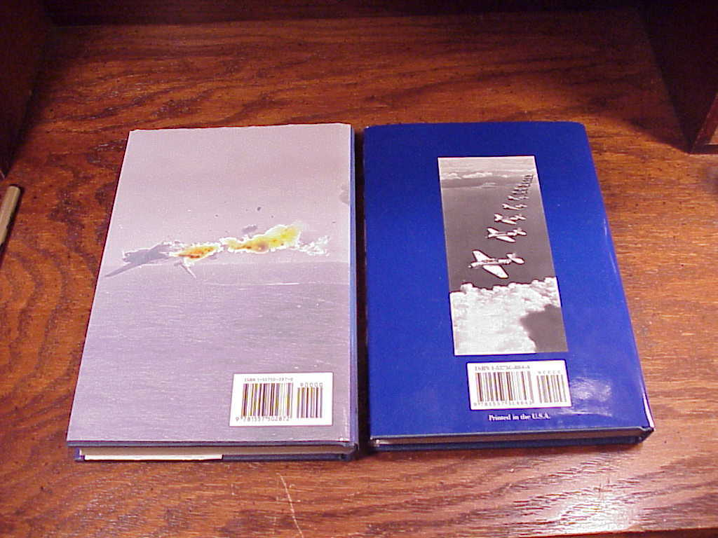 Lot of 2 John Frayne Turner WWII Books Fight for the Sea Air