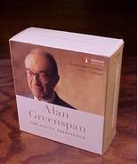 Age of Turbulence Audiobook by Alan Greenspan, on 16 CDs - $11.95