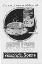 1927 Campbell Soup Company 4 Vintage Print Ads Grp A - $5.00