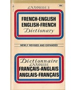 Larousse French-English, English-French Dictionary by No Aut - $1.99