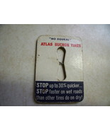 Esso and Atlas Tire Advertising Knife Sharpener - $50.00