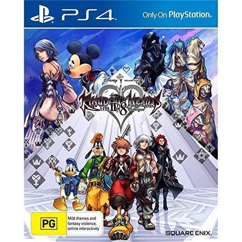 Kingdom Hearts HD 2.8 Final Chapter Prologue PS4 Playstation 4 [video game]