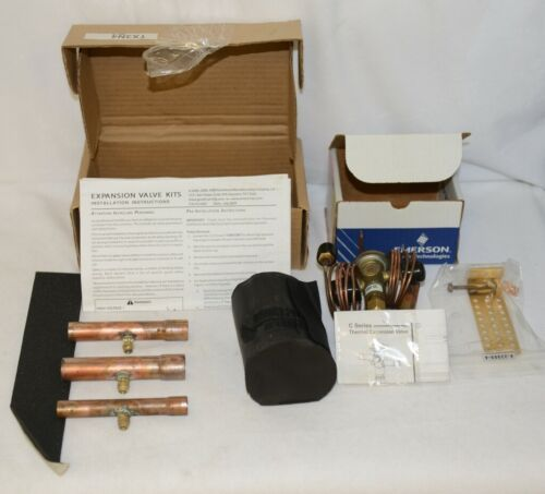 Goodman TX3N4 Expansion Valve Kits With Blanket Seals Bracket Copper Tubing