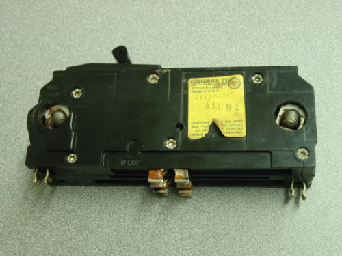 Square D 2100TF 100 Amp Q12100TF  breaker Q1-2100-TF