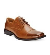 Alfani Men's Adam Cap Toe Oxford Dress Shoes - Brown  - $49.99
