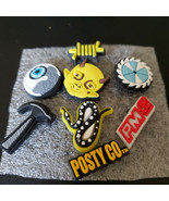 Post Malone inspired Shoe Charms Set For  Clogs, Crafts, Crocs -  8 Pieces  - $15.83