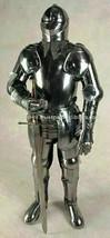 Medieval Full Suit of Armor 17th Century Combat Full Body Armour - $757.16