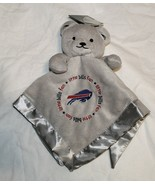 New Buffalo Bills Baby Bear Blanket Lovey NFL baby Toy Football Soft - $16.81