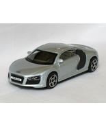 Audi R8 Silver 1/43 Die Cast Model Car - $25.99