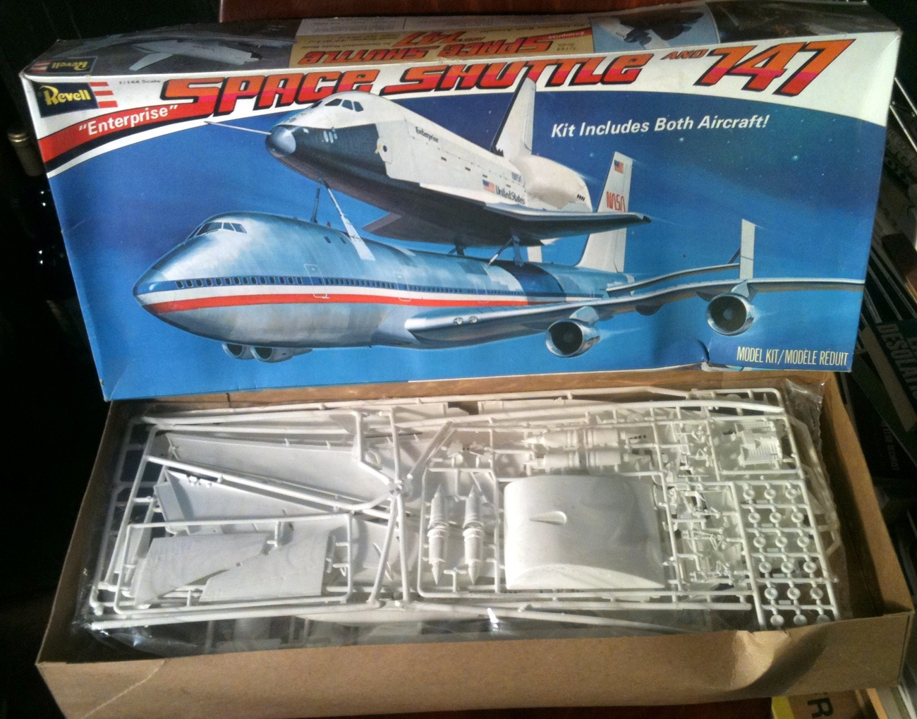 space shuttle model revell - photo #33