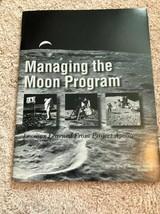 A Collectible Vtg NASA Story Produced Managing Moon Program @ 1990s . 20... - $16.50