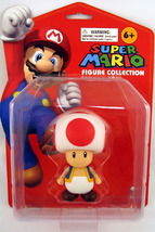 Nintendo Super Mario 5 inches Toad Vinly Figure Brand NEW! - $39.99