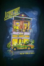 Jacques-Imo's Real Nawlins Food T-Shirt 2XL - $9.74