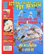Action Figure News & Toy Review #31 Galoob's 95 - $3.95