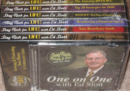 Stay Rich For Life By Ed Slot New Out Of The Box In sealed s - $35.75