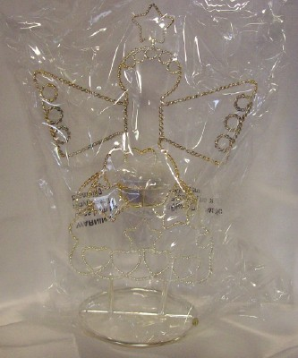 Avon Tea Light Candle In The Arms Of An Angel